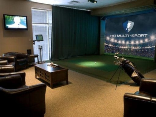 HD Multi Sport Golf